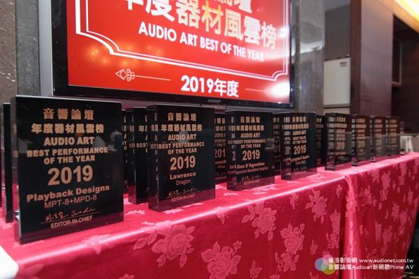 2 1 - 动态   新兴产品重要性正提升:「音响论坛」2019年度风云器材 颁奖