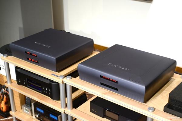 2 4 - 新品   稳座当今顶级讯源之林: Playback Design MPT-8 SACD/CD转盘+MPD-8