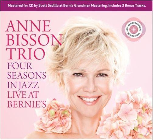 20190104115433503350 - 黑胶直刻现场的CD版:「Anne Bisson Trio Four Seasons In Jazz」