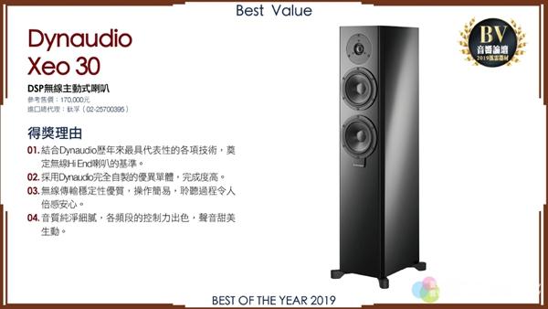 37 - 动态 | 新兴产品重要性正提升:「音响论坛」2019年度风云器材 颁奖