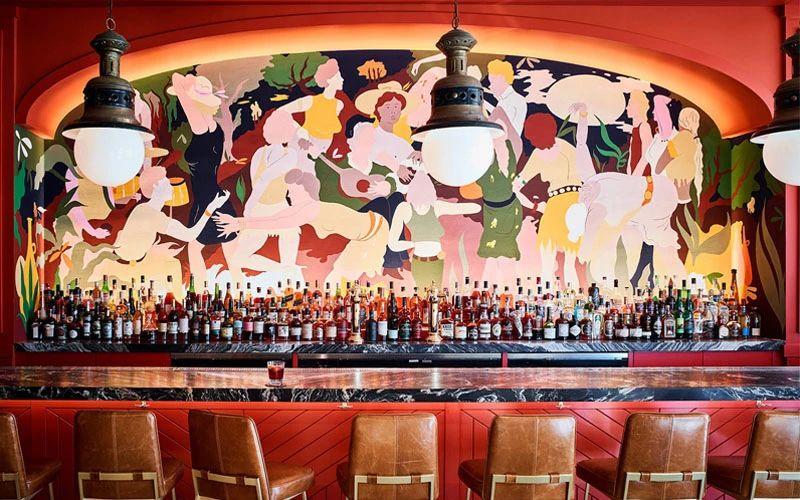 640 93 - 案例丨感受声音的魅力——Sonance Legacy Records餐厅案例