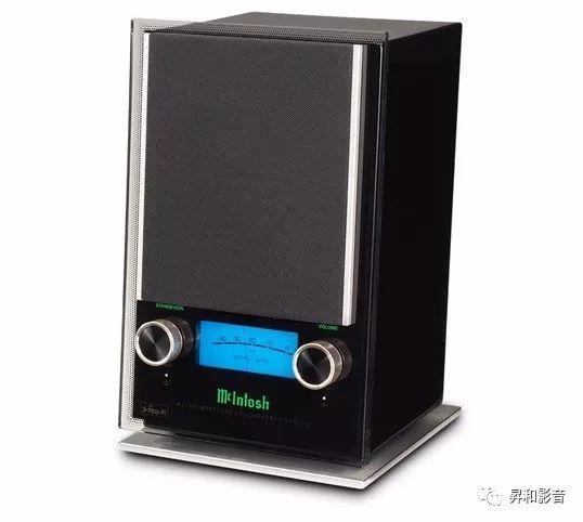 64037 - 新品 | RS100极品无线音箱:一部音箱齐集所有功能