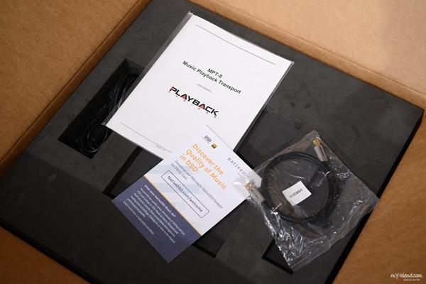 7 4 - 新品   稳座当今顶级讯源之林: Playback Design MPT-8 SACD/CD转盘+MPD-8