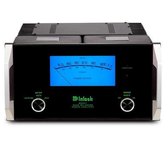 McIntosh MC601 Amplifier