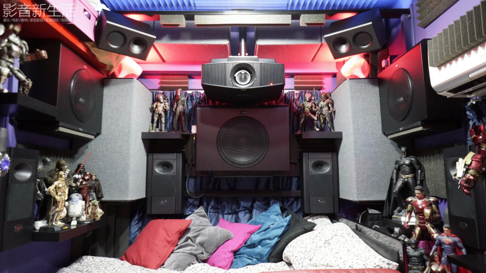 关于Hi-Fi | 假若我家空间很大,需要在大空间中按照比例隔出小聆听空间吗?