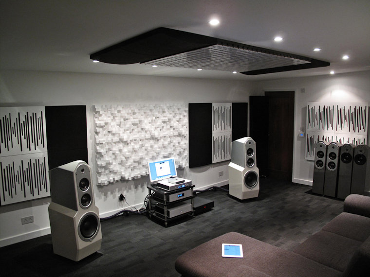 音响百科 | 音响聆听空间(Hi-Fi房间)的整治到底有多重要?