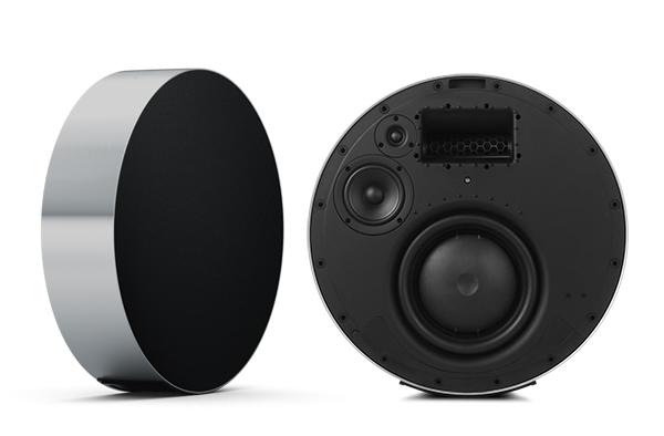 会自动启闭的低音反射孔:Bang & Olufsen推出BeoSound Edge无线音箱