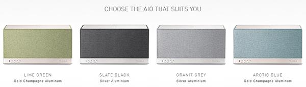 新品 | 有线、无线通吃:Triangle AIO 3音箱
