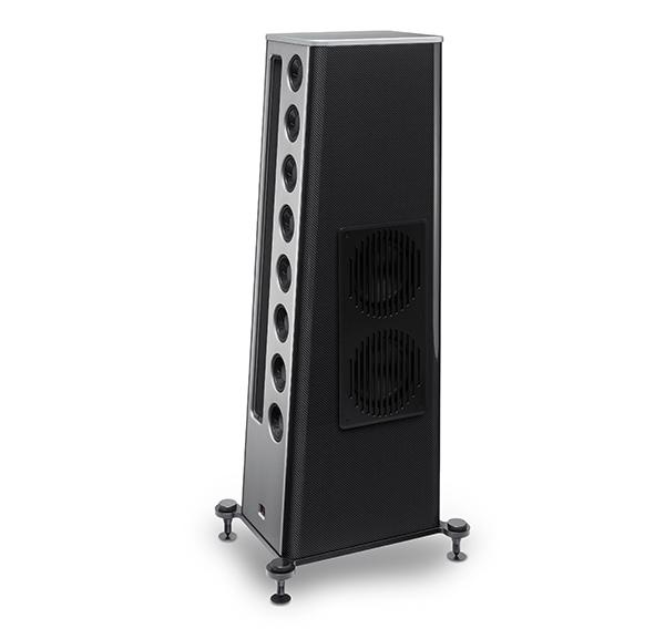 新品 | 历经三年研发:T+A CWT 1000-40四十周年纪念款音箱