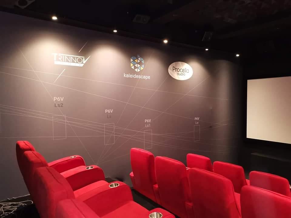"5543C151 8B1D 4A6B B1E1 963449C910DB - 现场 | ""Dolby Atmos 21.4.10声道的极致震撼"" Trinnov Audio & Procella Audio亮相荷兰阿姆斯特丹ISE2019展会!"