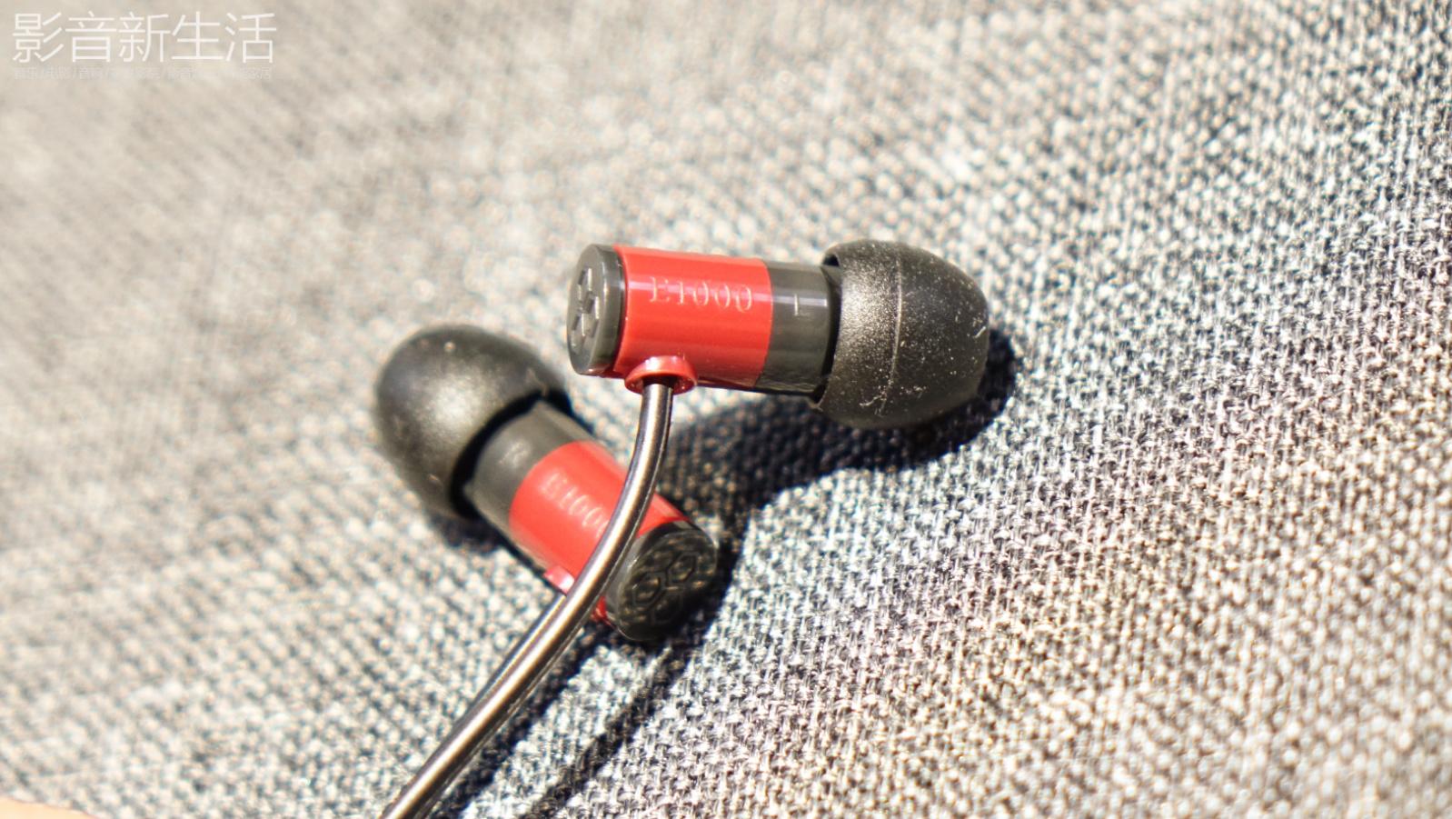 """试听   """"这个价格,我买到的是耳机吗?"""" Final E1000入门级入耳耳机"""