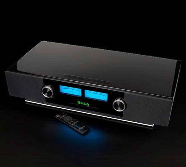"""新品   """"无所不包的丰富功能"""" McIntosh麦景图RS200无线音箱"""