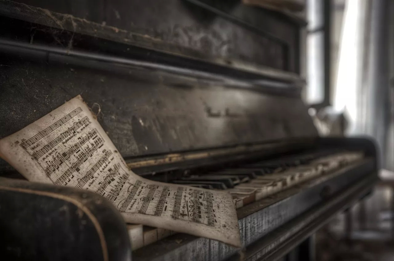 640 44 - 沉淀心灵的钢琴协奏曲,优雅而温暖