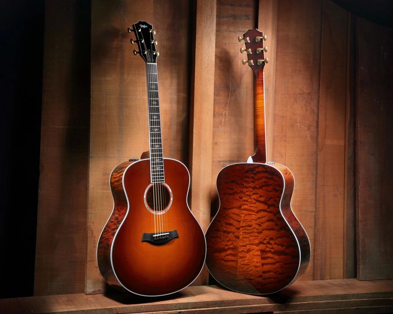 那些动人心弦的古典吉他,绵柔回荡于心