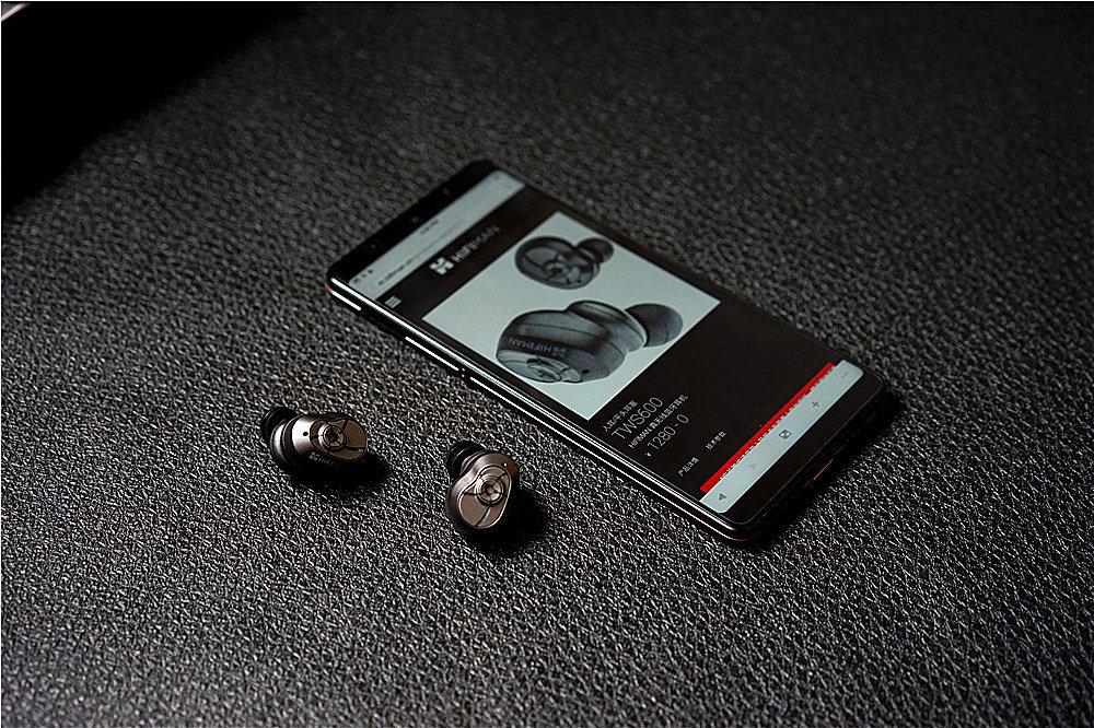 推荐 | 这大概是全球第一款发烧级真无线蓝牙耳塞:HIFIMAN TWS600体验