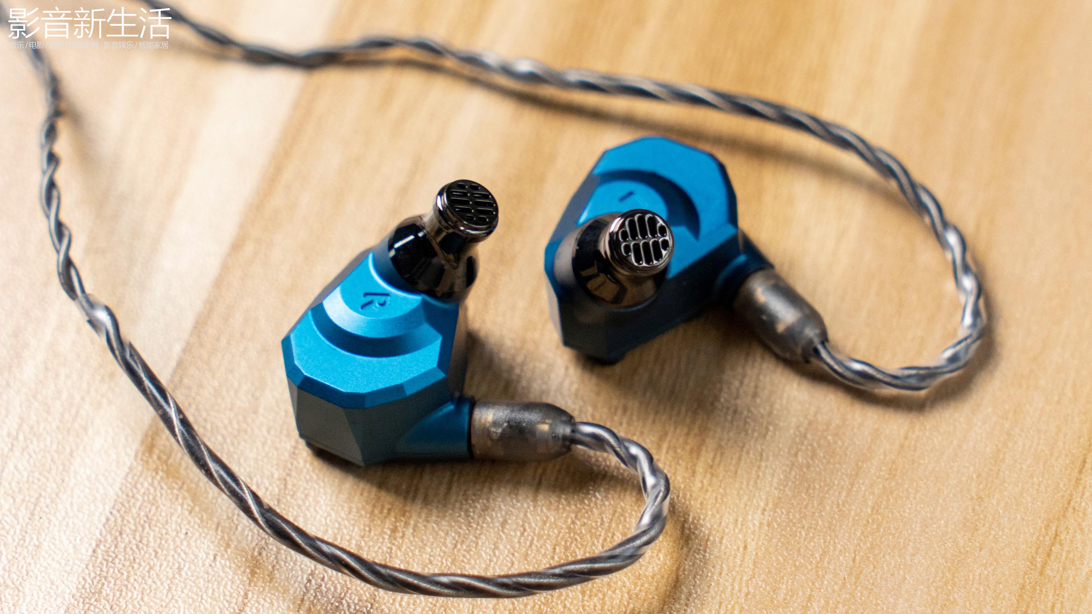 """新品丨""""蓝色北极星二代目"""" Campfire Audio Polaris II入耳式耳机"""