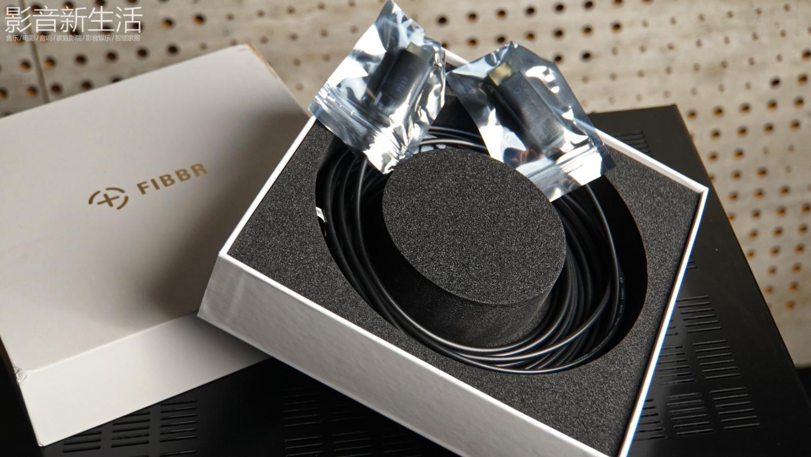 推荐 | 高品质极致家庭影院体验,由高品质影音传输决定!试用FIBBR 8K HDMI线!