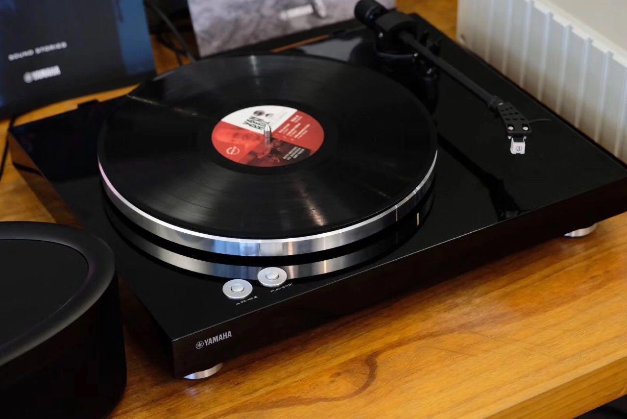 夏日音乐沙龙,YAMAHA(雅马哈)TT-S303黑胶播放机品鉴会
