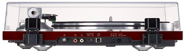 新品   皮带盘也问世:Teac TN-3B黑胶唱盘