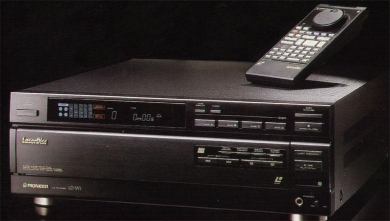 Pioneer LD-W1