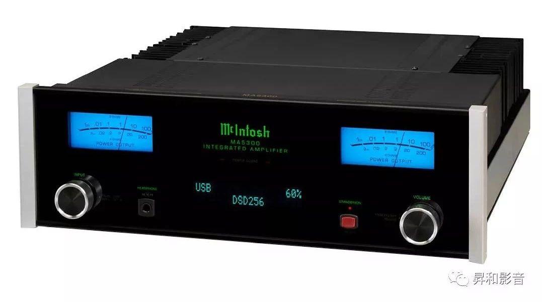动态 | 美国麦景图:MA5300 USB兼容合并式功放