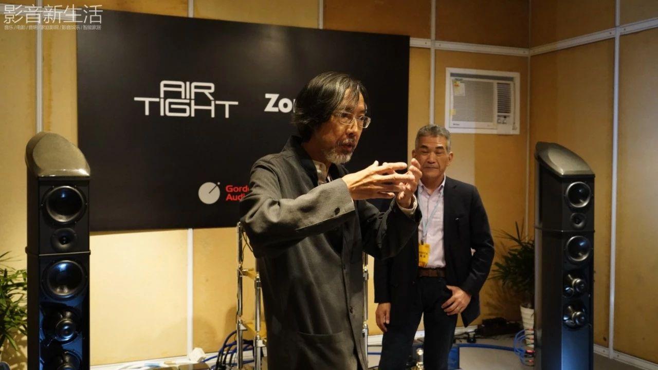 """现场   """"32W强劲输出功率""""日本胆机品牌Air Tight ATM-2211媒体见面会"""