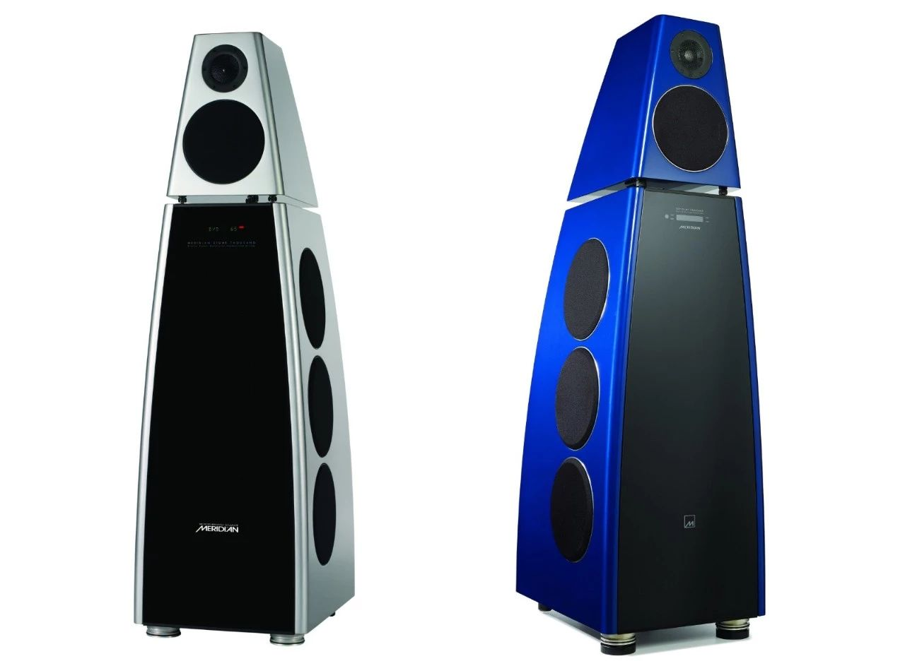 动态 | 全球最顶尖的三大DSP音响代表作之一:MERIDIAN英国之宝DSP8000