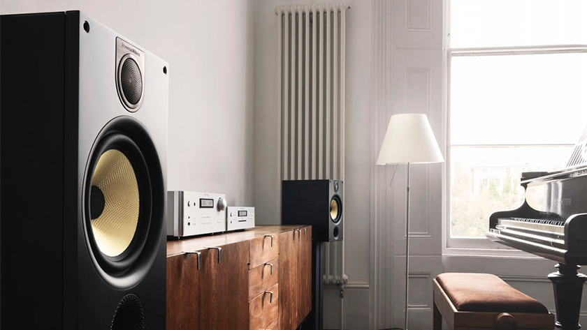 Stereo speakers for music