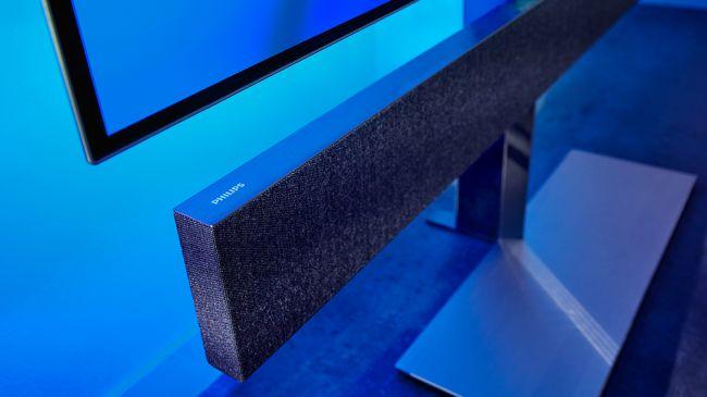 新品 | Philips飞利浦正式发布两款带B&W全景声音箱的OLED电视