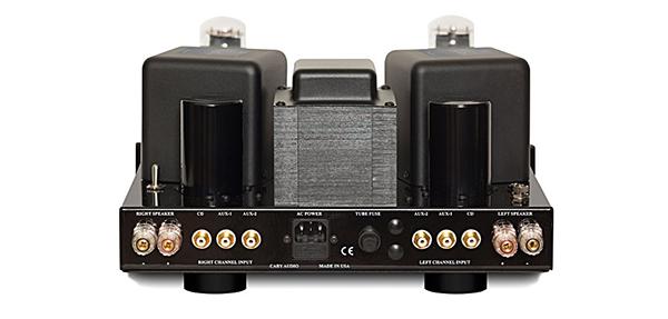 新品 | 采用300B真空管:Cary Audio CAD-300SEI综合扩大机