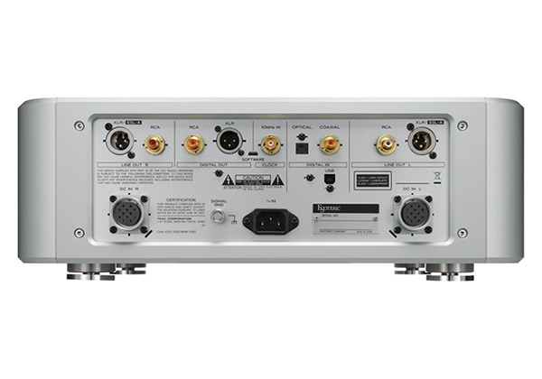 新品 | 兼容P1x和D1x的精华技术:Esoteric Grandioso K1x SACD播放器