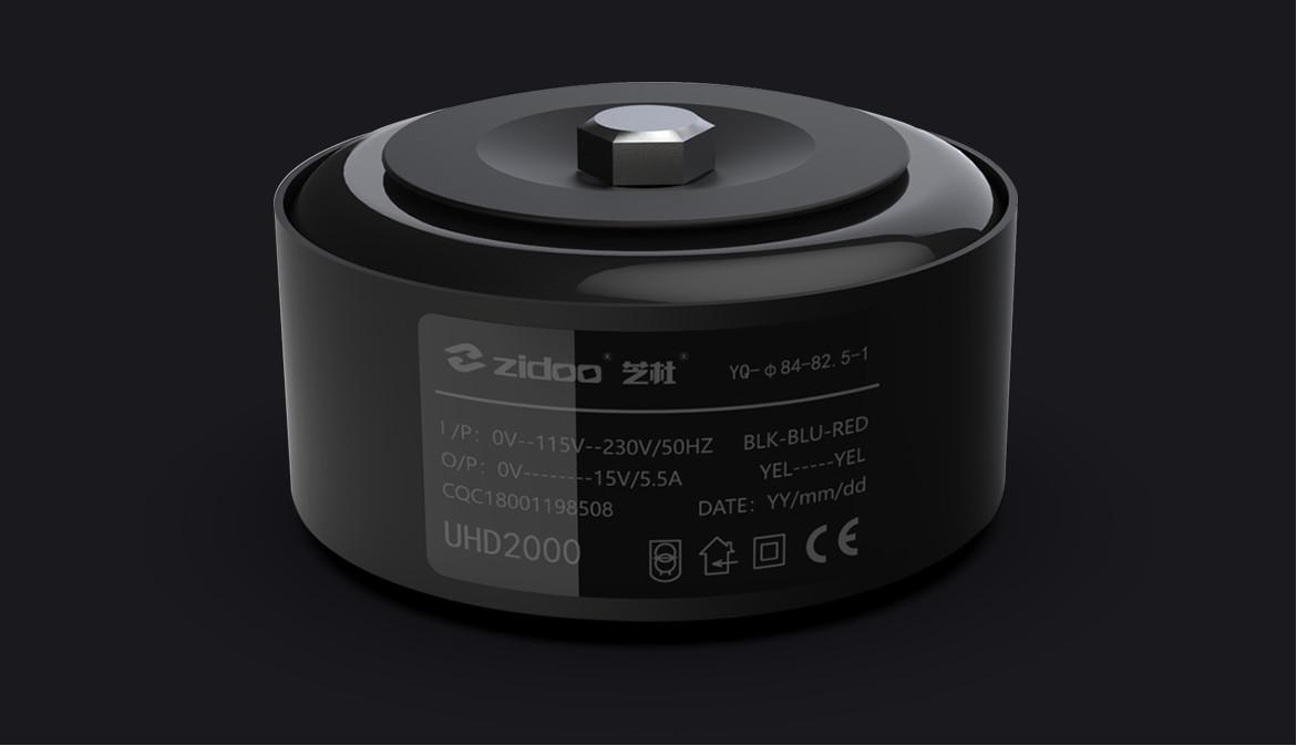 新品 | 久等了,zidoo芝杜UHD2000 震撼上市