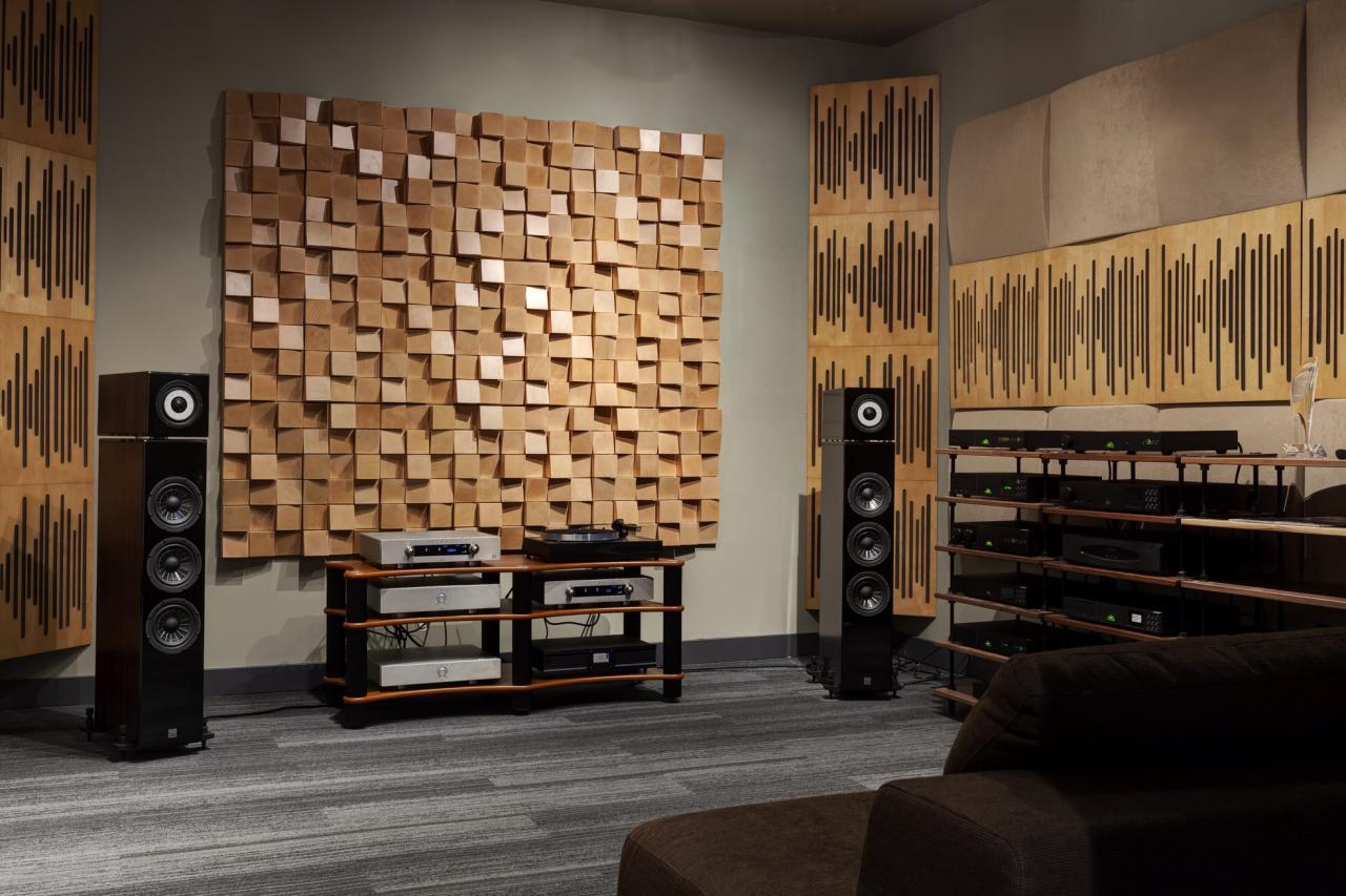 关于Hi-Fi | 到底聆听空间的黄金比例要怎么计算?