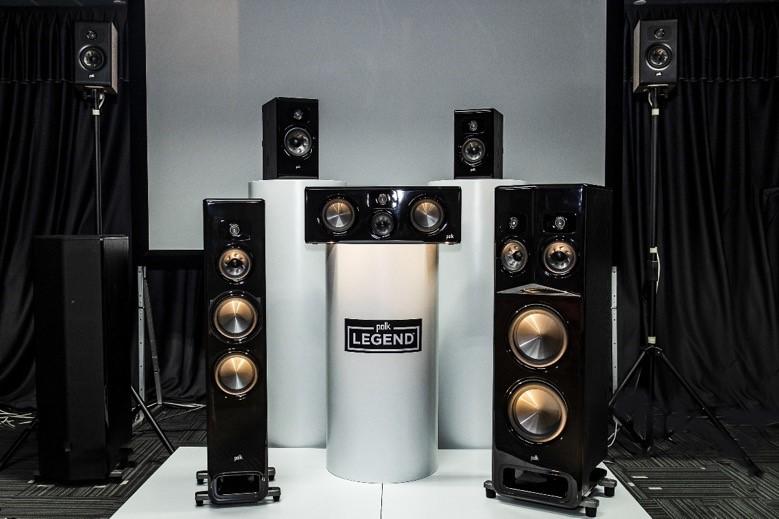 动态 | 缔造影音新传奇 Polk Audio 普乐之声Legend传奇系列新品上市
