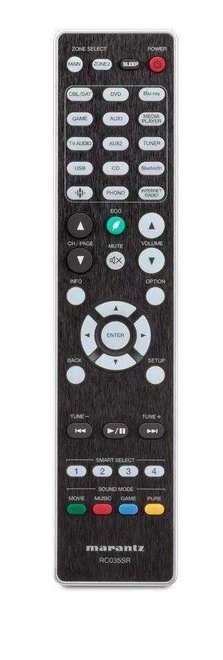 """新品丨""""尽享多维音频技术""""Marantz SR6014 全新11.2声道AV功放"""