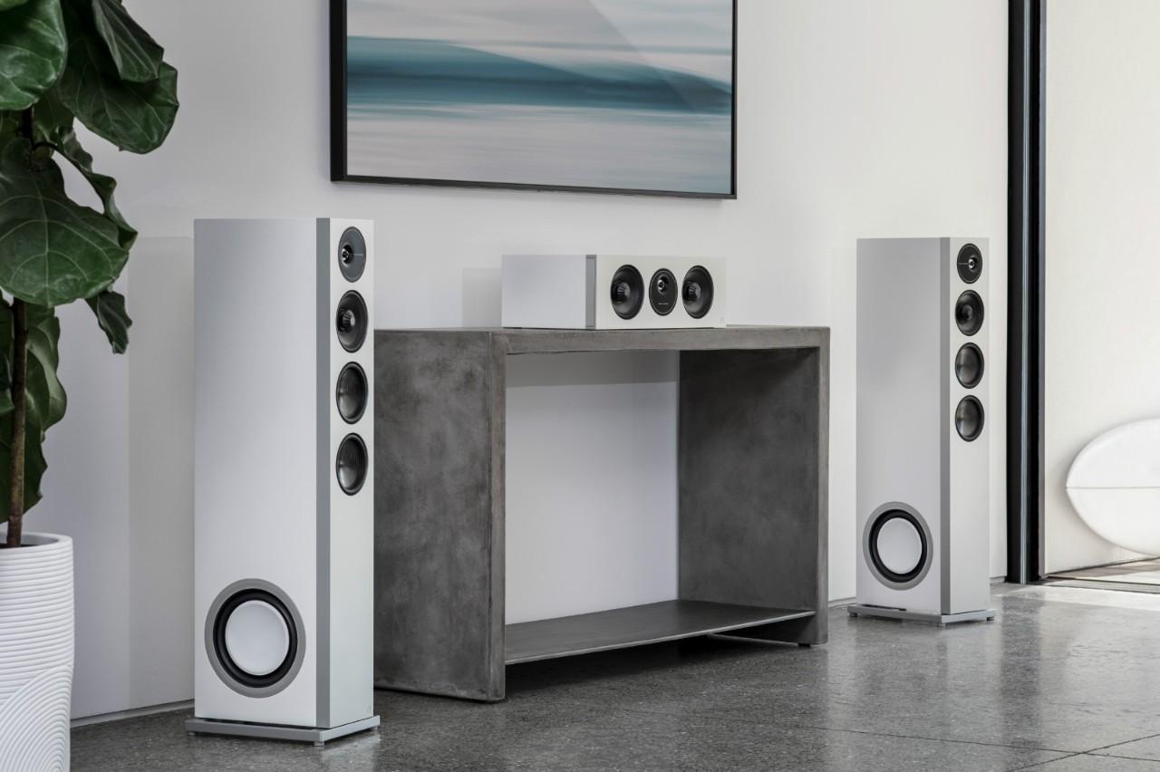 新品 | DT狄分尼提推出Demand系列,高性能落地音箱和中置声道