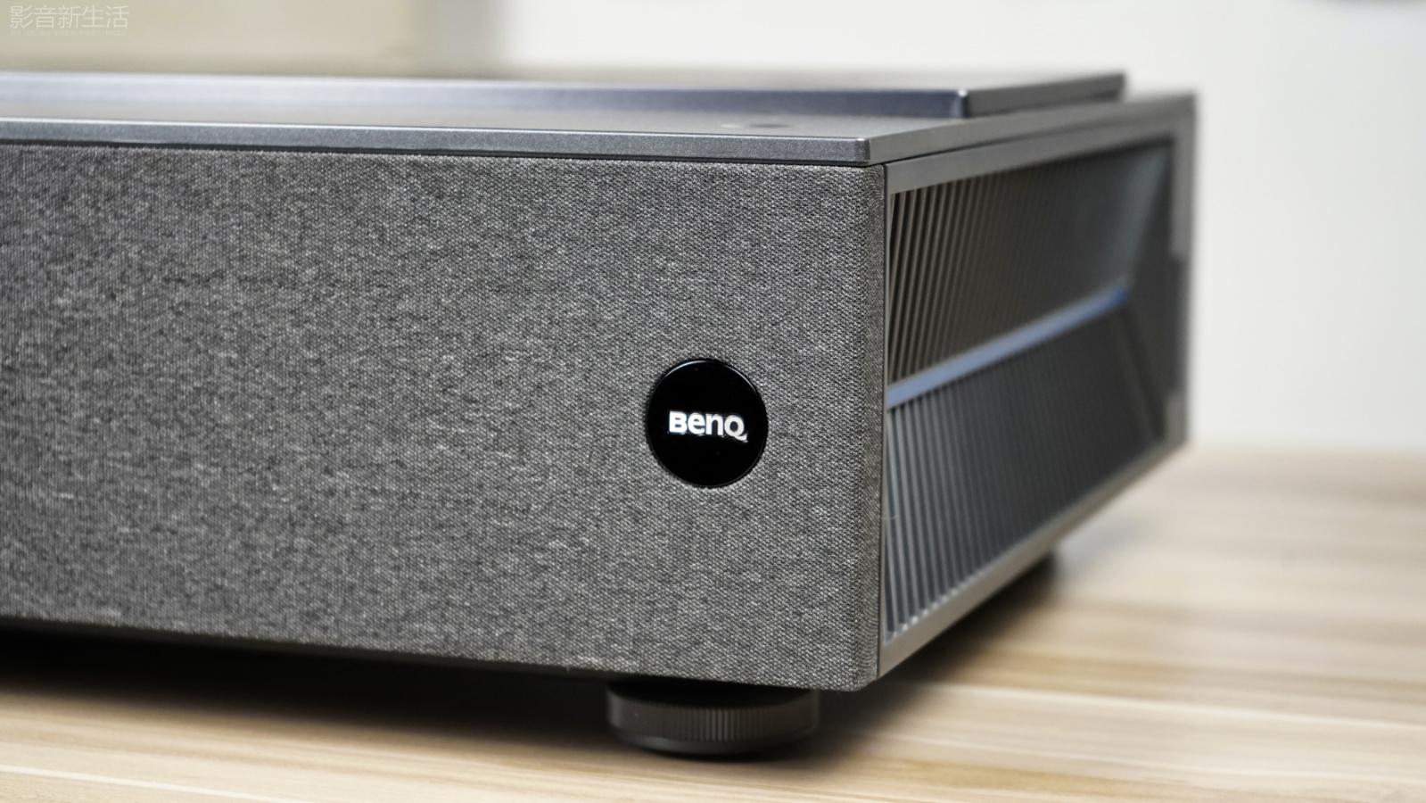 """推荐   """"可以完全替代电视机的全新物种"""" BenQ 明基 i965L 4K/HDR激光电视"""