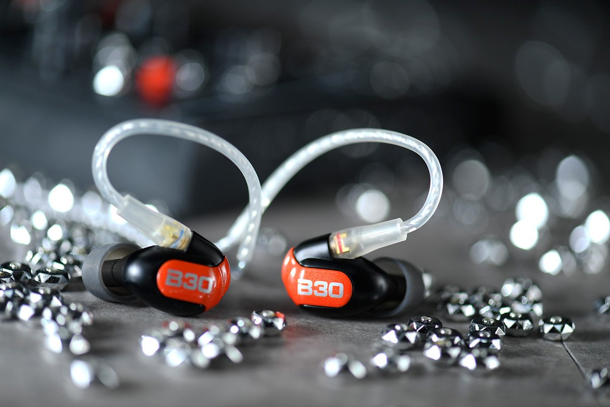 """新品   """"为流行乐爱好者打造""""Westone B30入耳式耳机"""