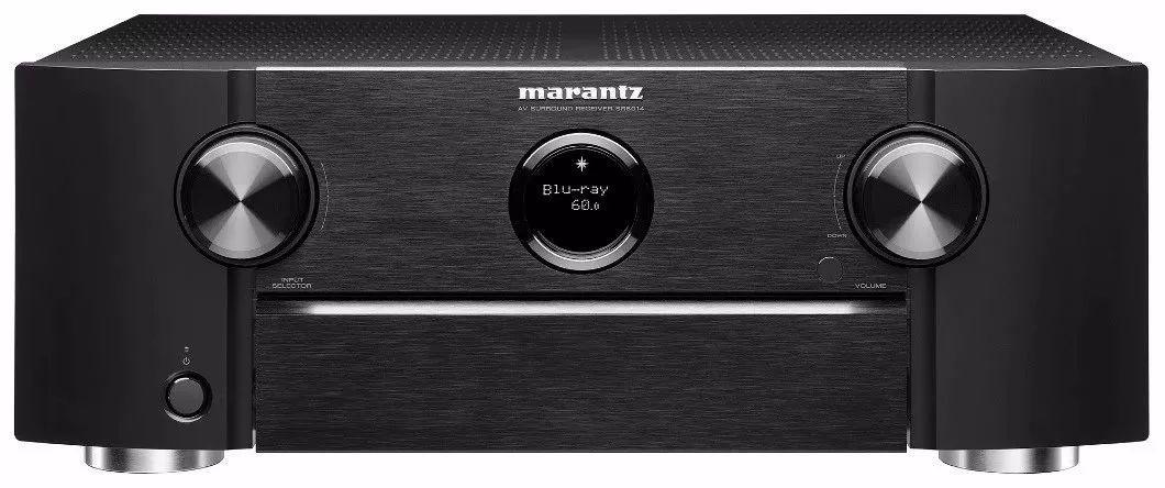 视频评测   制霸多维音频格式:Marantz SR5014 & SR6014 AV功放