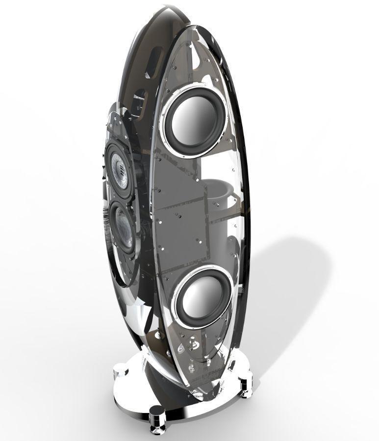 """新品丨""""新意力,新高度"""" ELAC CONCENTRO旗舰扬声器"""
