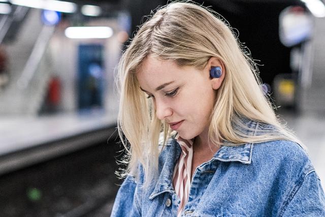 8月15日正式开卖-Audio-Technica铁三角ATH-CKS5TW真无线耳机