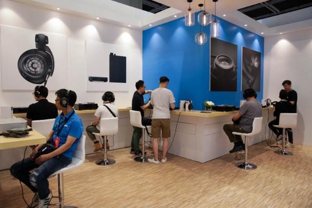 2019香港音响展-Sennheiser 全新IE 80S BT、AMBEO Soundbar登场