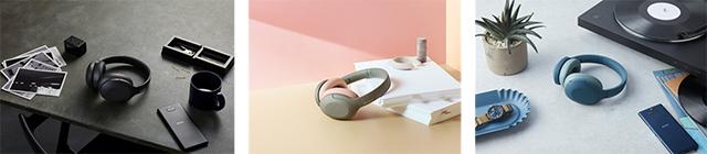 高调时尚、长续航-Sony WH-H910N无线降噪耳机,同步推出WH-H810无线耳机