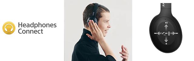 Sony WH-H910N无线降噪耳机