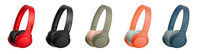 Sony WH-H810无线蓝牙耳机
