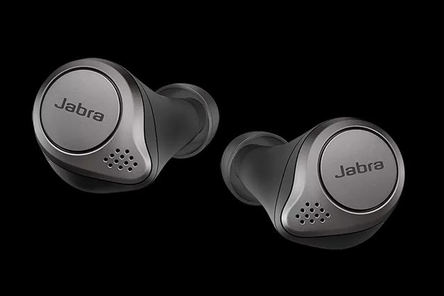"""新品丨""""续航力长达28小时""""Jabra Elite 75t真无线耳机"""