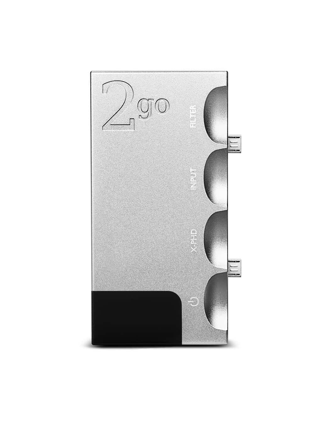 """新品   """"专为Hugo 2设计""""Chord 2GO扩充模组"""