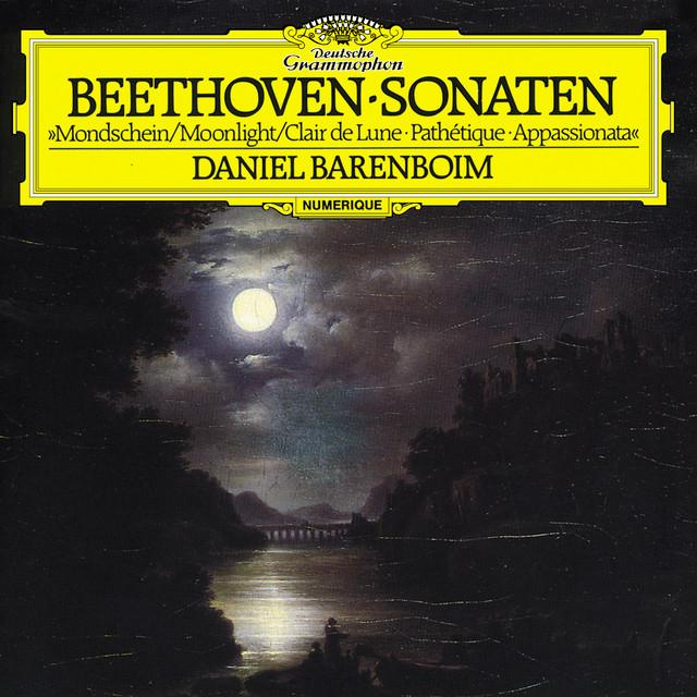 """""""蓝色的月光下,波光闪闪,扣人心弦""""贝多芬:《升c小调奏鸣曲》(月光)"""