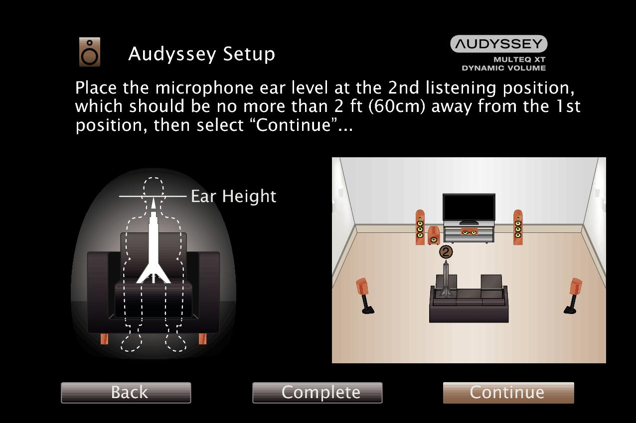 关于家庭影院 | 用了AV功放的声学校正功能,还要注意喇叭摆位吗?