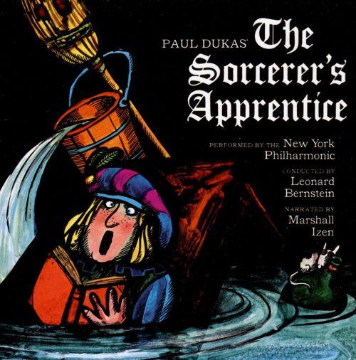 """""""节奏明快,欢快与幽默的气氛油然而生"""" 保罗·杜卡:管弦乐谐谑曲《魔法师的徒弟》"""